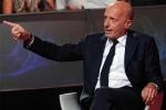 Berlusconi chiede a Sallusti di restare a dirigere il Giornale. Grande prova di serietà.