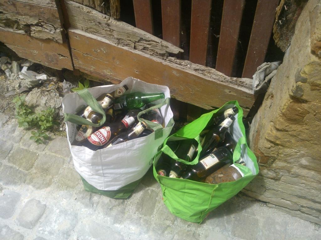 Strade di trattamento di dipendenza alcolica in condizioni di casa
