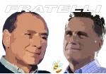 Romney/Berlusconi: una faccia una razza